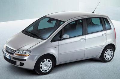 菲亚特将日内瓦展出两款新面包车高清图片
